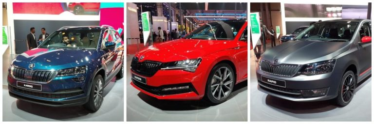 There Are Three New Skoda Cars Launching in India on May 26!