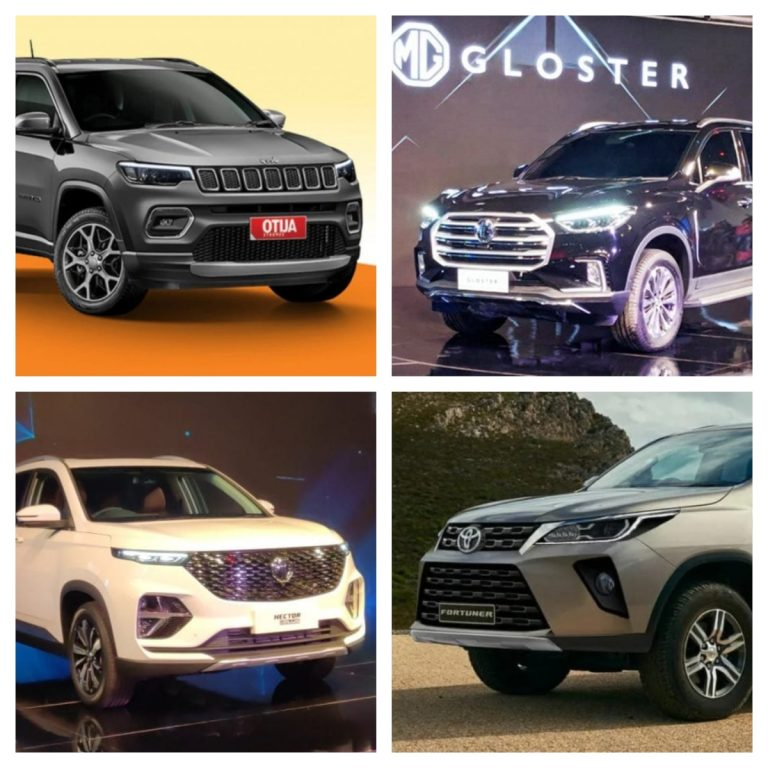 Here Are All The Seven-Seater Full-Size SUVs Launching in India This Year!