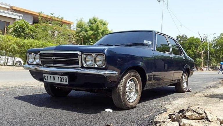 Remembering the Hindustan Contessa Through This Beaufully Restored Example!
