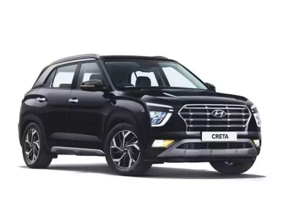 The Hyundai Creta has the best fuel efficiency figure among mid-size diesel automatic SUVs.