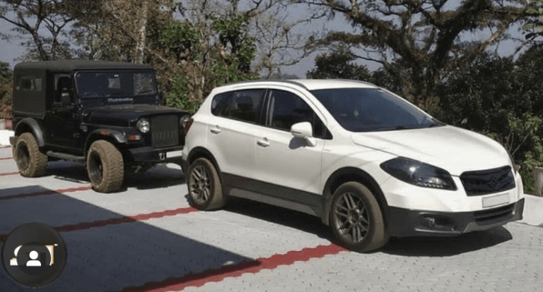 This Maruti S-Cross May Look Simple But Produces Nearly 200 BHP!