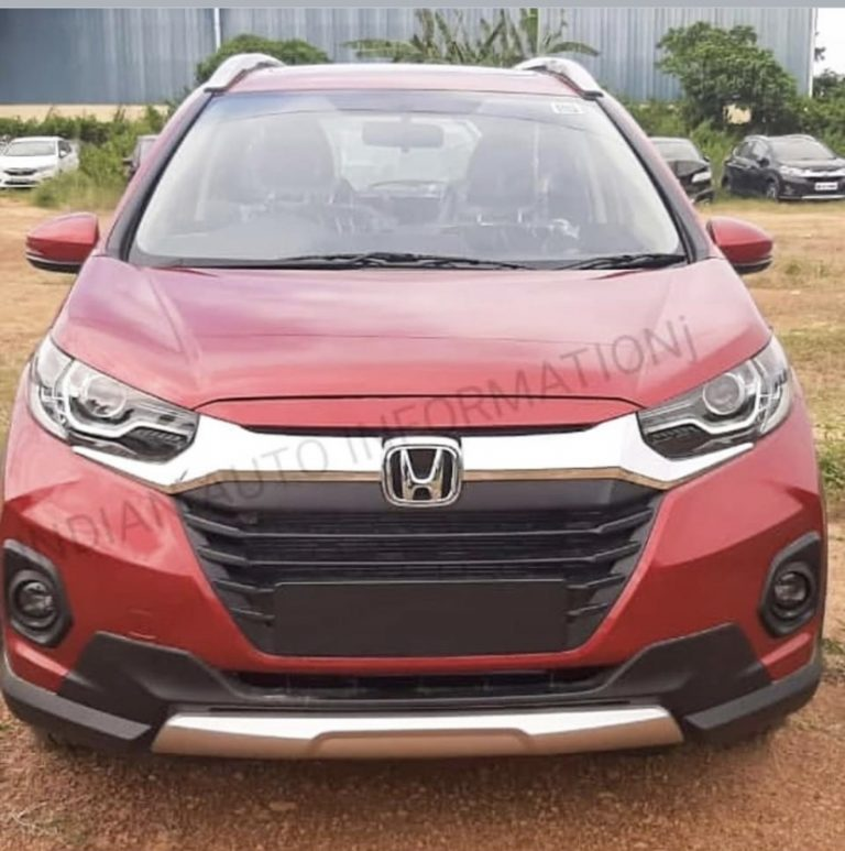 BS6 Honda WRV Launch On 2nd July – What All Changes Will It Get?