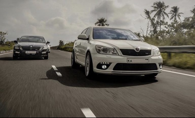 This Modified Skoda Laura vRS Is More Powerful Than A New Octavia RS 245