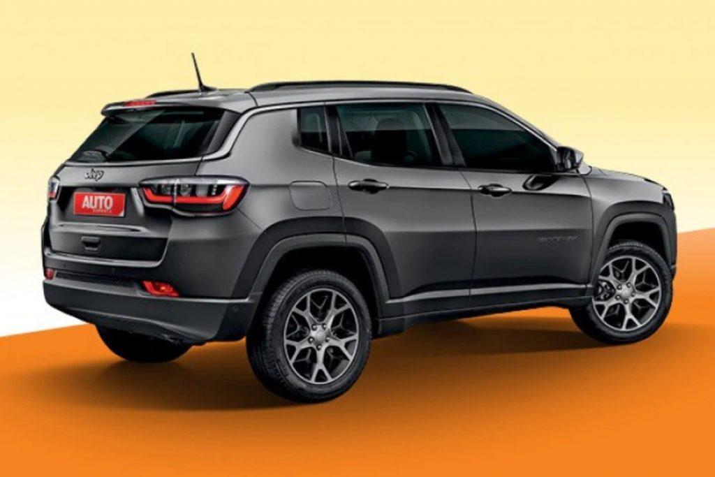 Le SUV viendra avec des changements plus importants à l'intérieur.
