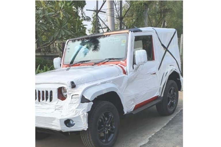 Mahindra Has Reportedly Opened Unofficial Bookings for the Next-Gen Thar!