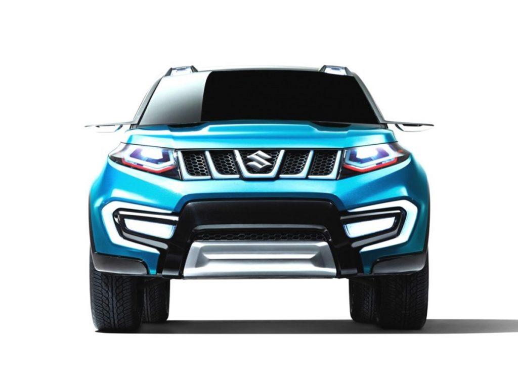 Maruti Suzuki envisage-t-elle également l'espace SUV de taille moyenne avec Toyota?