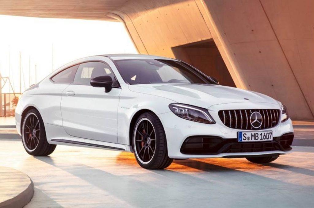 Mercedes-AMG C 63 coupé lancé en Inde pour un prix de Rs 1,33
