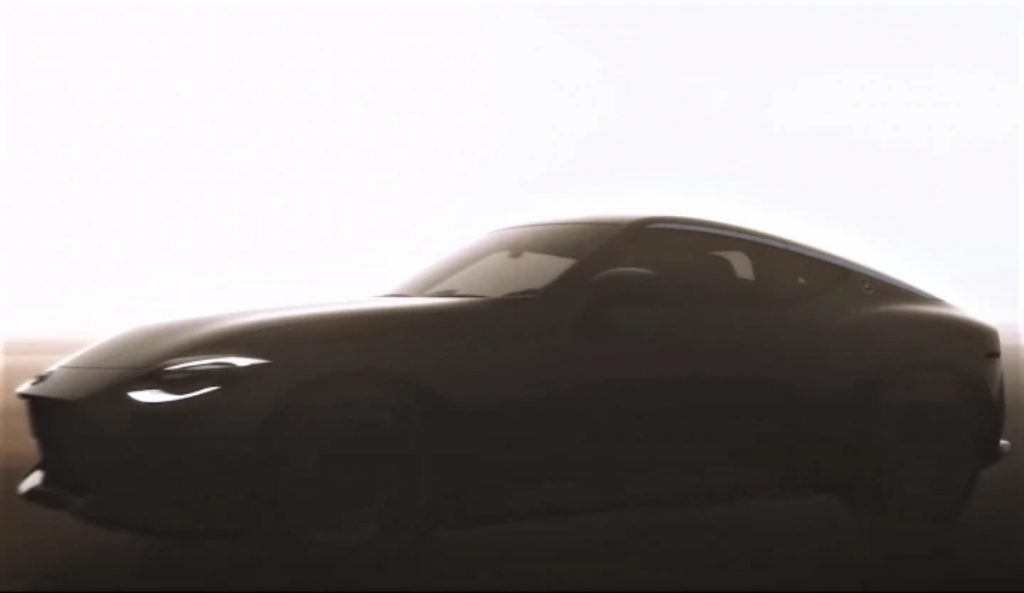 La Nissan 370Z aura bientôt un successeur - la 400Z.