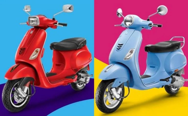 Piaggio Launches BS6 Vespa SXL and VXL With a Significant Hike in Price!