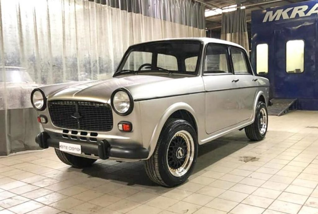This modified Premier Padmini is exactly how classic icons should be restored.