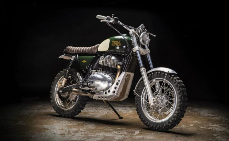 Are The Rumors of A Royal Enfield Scrambler 650 Really True?