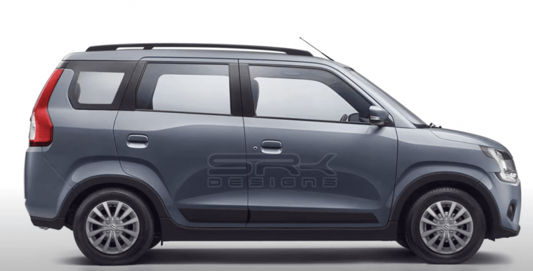 If Maruti WagonR 7-Seater Was Launched; It Could Look Like This