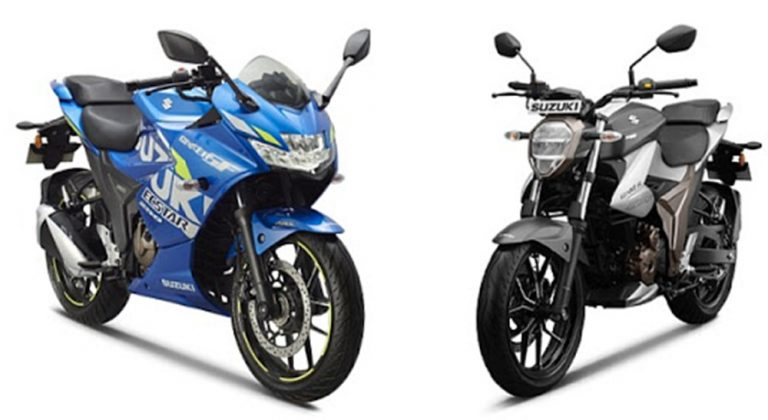 Suzuki Completes BS6 Portfolio with Gixxer 250 Motorcycles – Price and Details!
