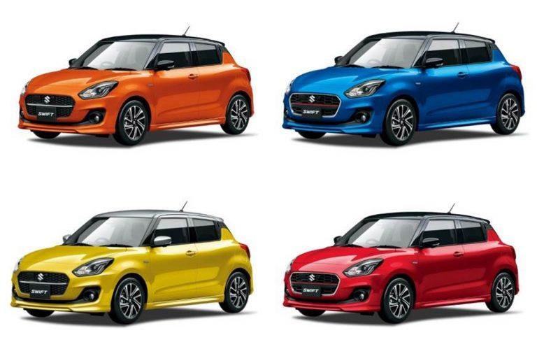 Suzuki Reveals 2020 Swift Facelift Internationally; India Bound Soon?