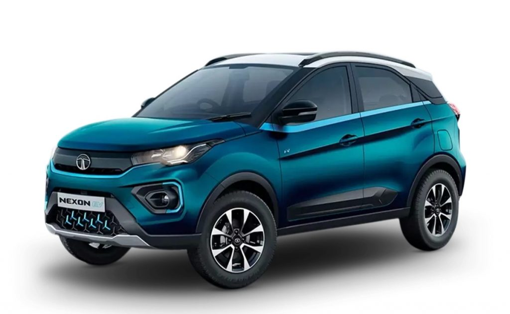 The Tata Nexon is one of the most affordable diesel automatic fuel-efficient SUVs in India.