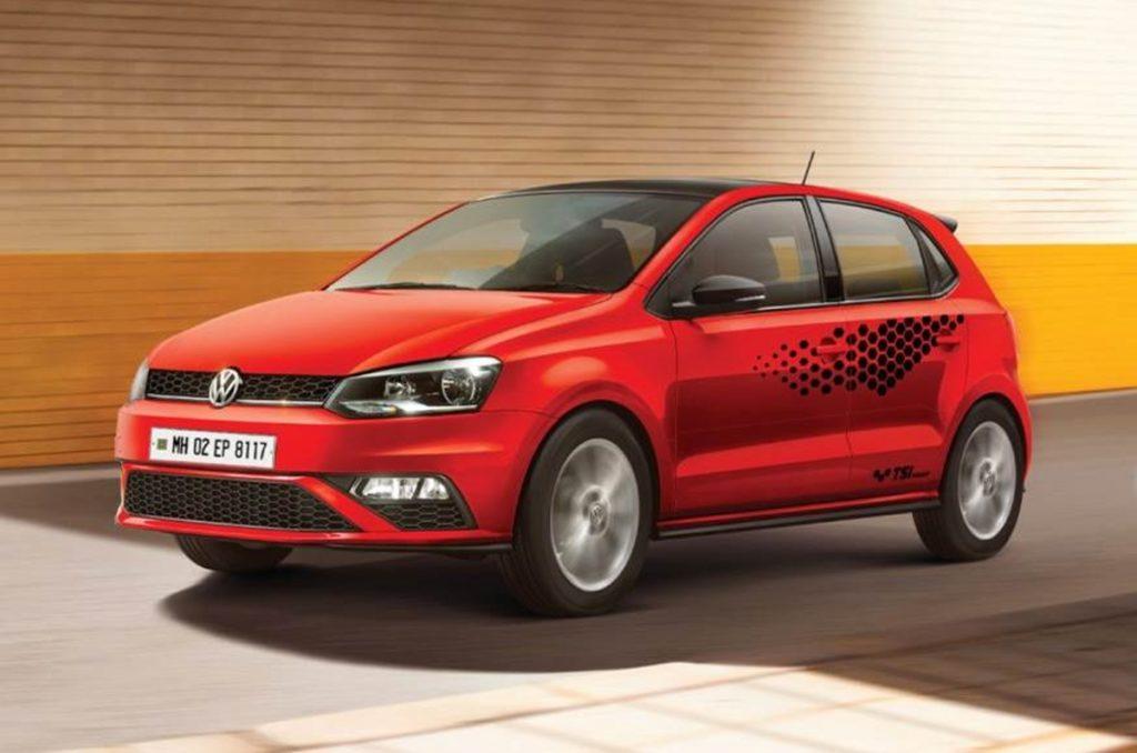 La Volkswagen Polo TSI Edition a été lancée au prix de 7,89 lakh.