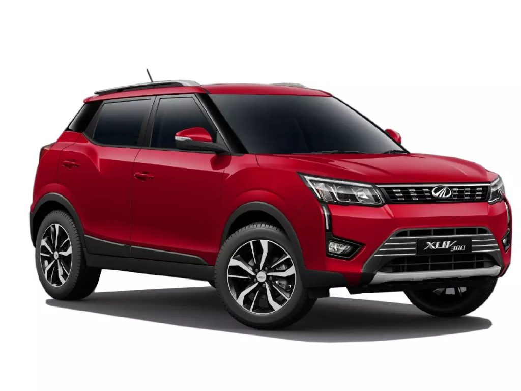 The Mahindra XUV300 is the second in line for most affordable diesel automatic fuel efficient SUVs in India.