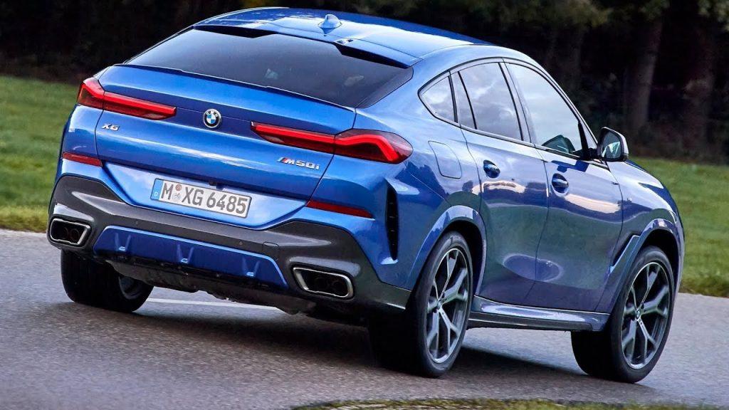 BMW a lancé deux variantes du X6 en Inde - MSport et XLine.