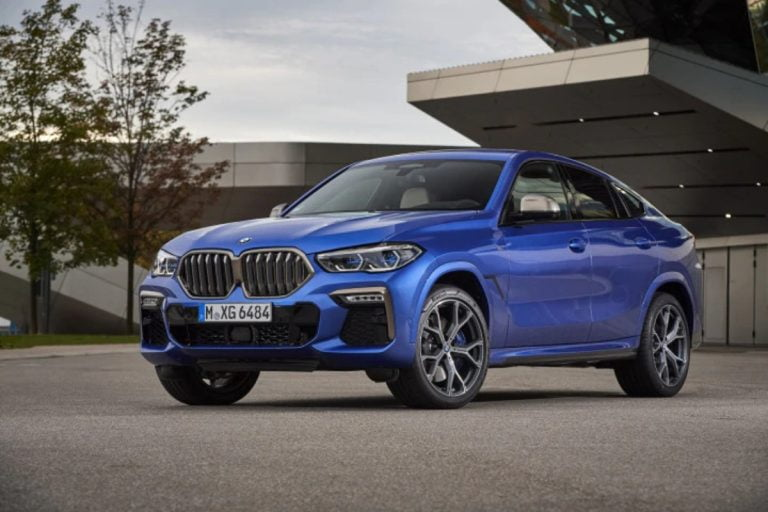 2020 BMW X6 Launched in India for a price of Rs 95 lakh, Ex-Showroom!