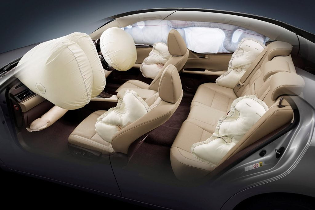 Certainly one of the most important automotive innovations ever, airbags go a long way to save lives.