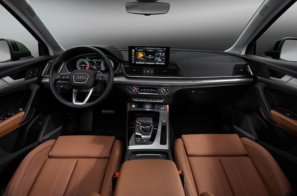 2020 Audi Q5 Interiors.