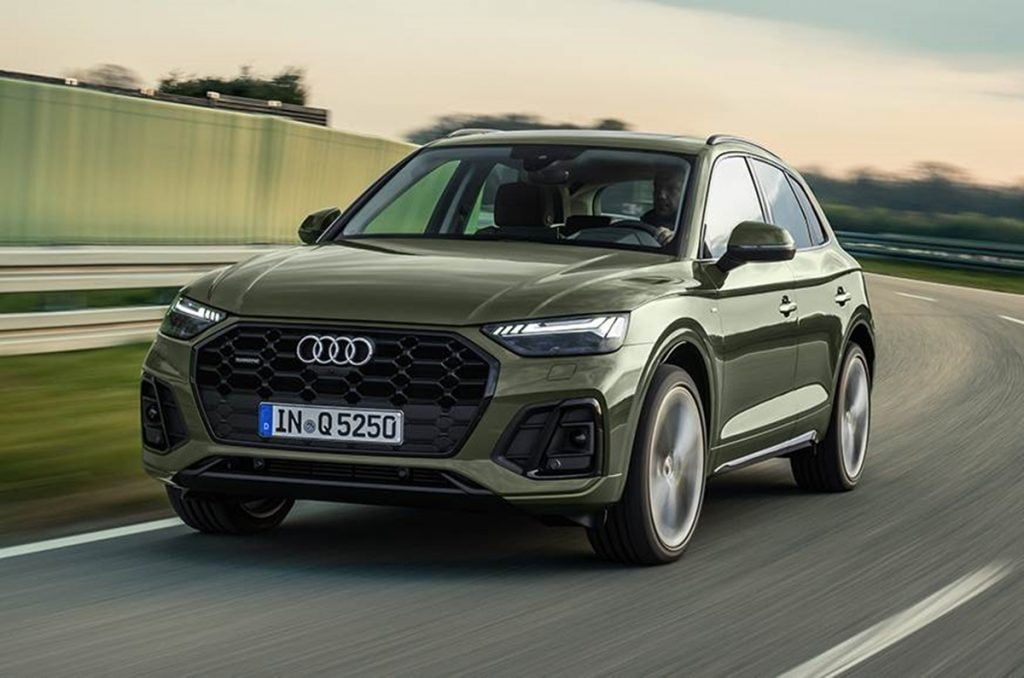The Audi Q5 facelift will arrive in India only in 2021.