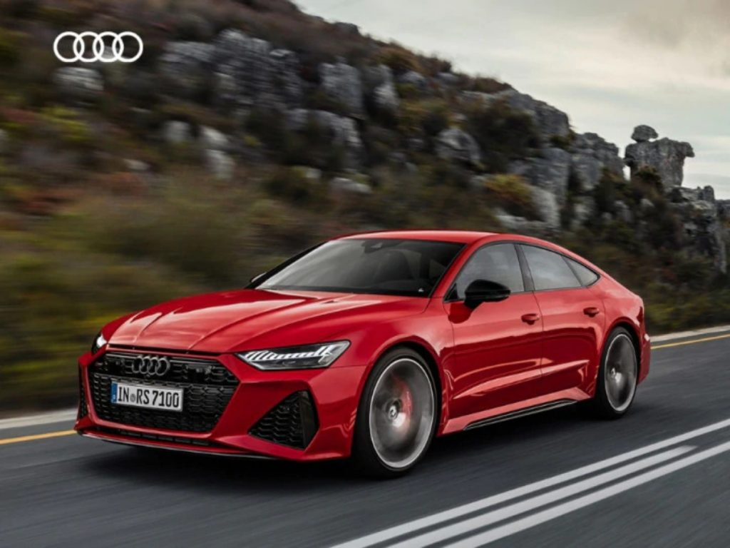Audi S New Super Sedan Rs7 Sportback Is Coming To India On July 16