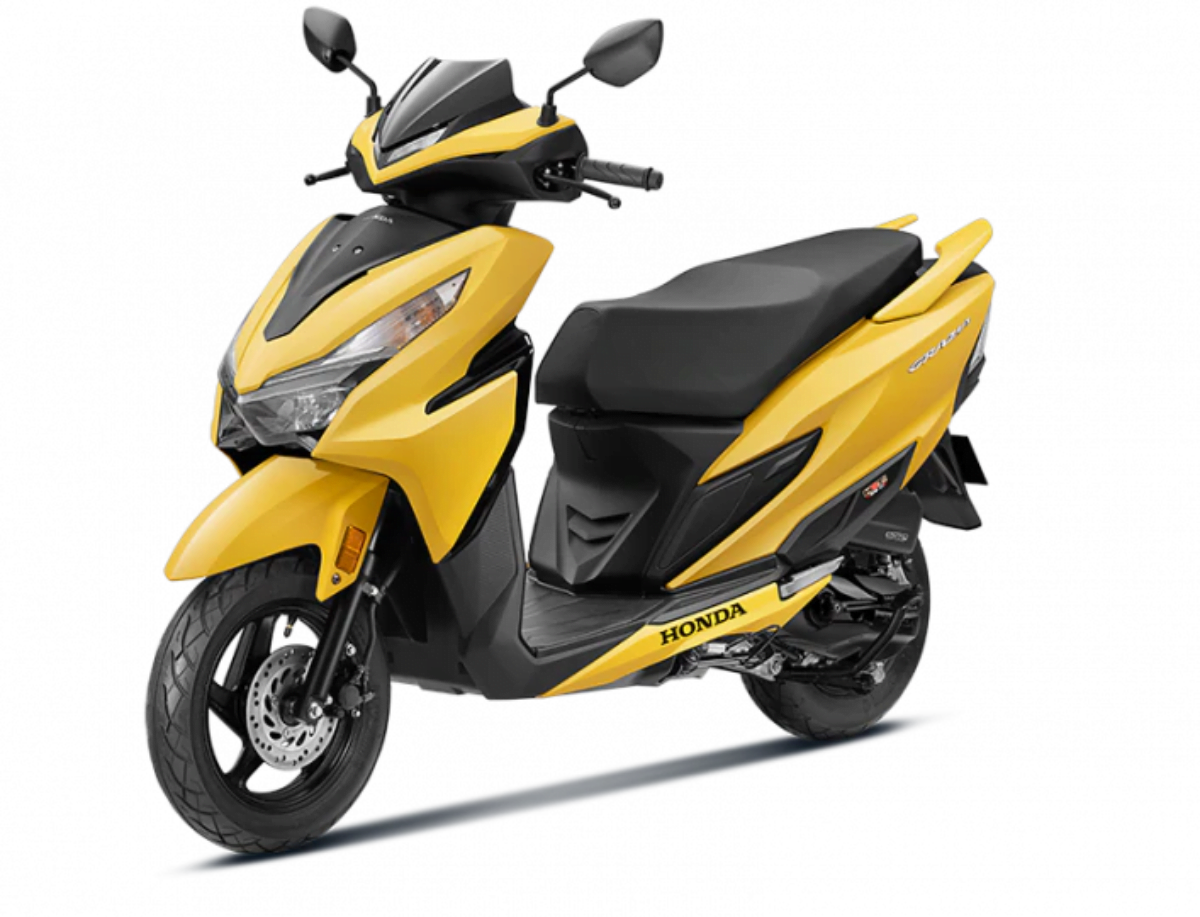 2019 Honda Grazia Introduced With New Cosmetic Updates