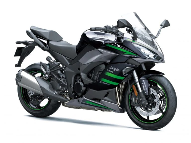 Kawasaki Ninja 1000SX Improved With Its BS6 Update – Price and Details!