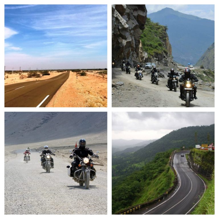 Here Are Top 5 Motorcycle Road Trip Destinations in India!