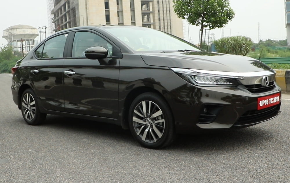 Honda will launch the new fifth-gen City in India on July 15. Honda will launch the new fifth-gen City in India on July 15.