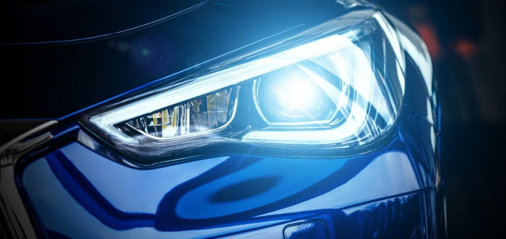 LED headlamps have almost become a styling signature and we an even identify cars by them at night.