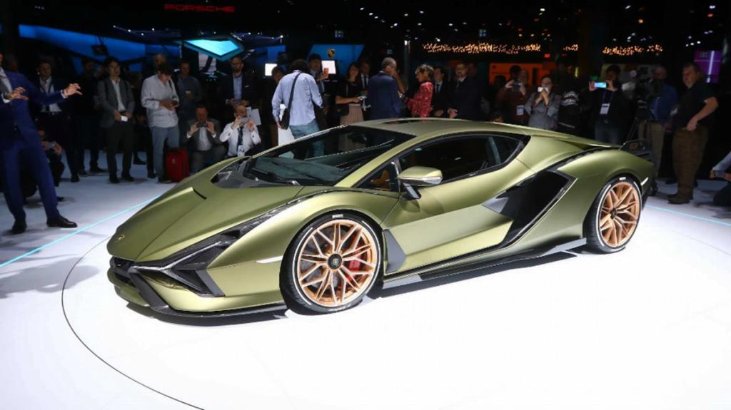 Lamborghini a annoncé qu'elle ne participerait plus à des salons automobiles.