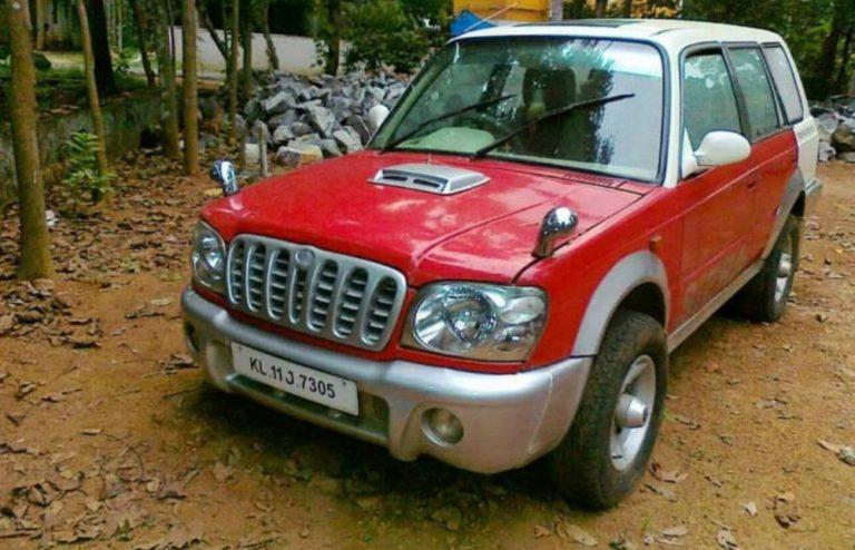 Tata Sierra, Mahindra Scorpio And Mitsubishi Pajero Made Into One SUV!