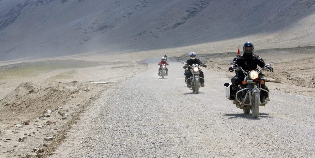 Although a cliche, the Manali-Leh road trip is a must-do at least once in a lifetime for every motorcycle enthusiast.