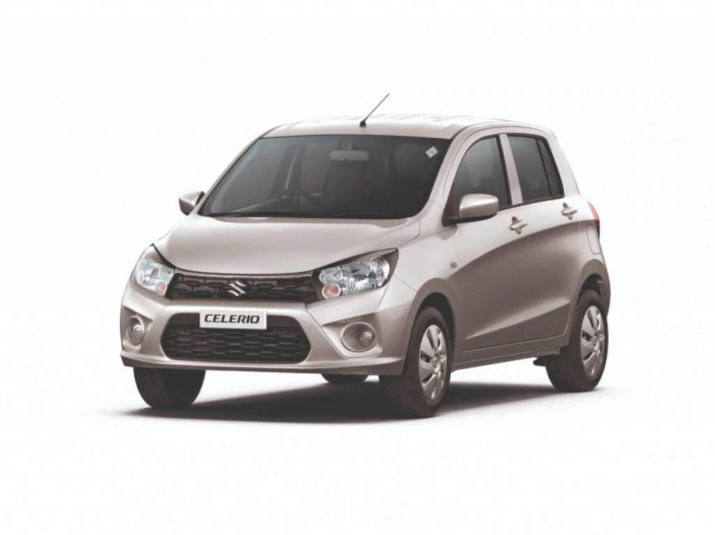 Maruti Suzuki launches BS6 Celerio CNG in India at a starting price of Rs 5.61 lakh.