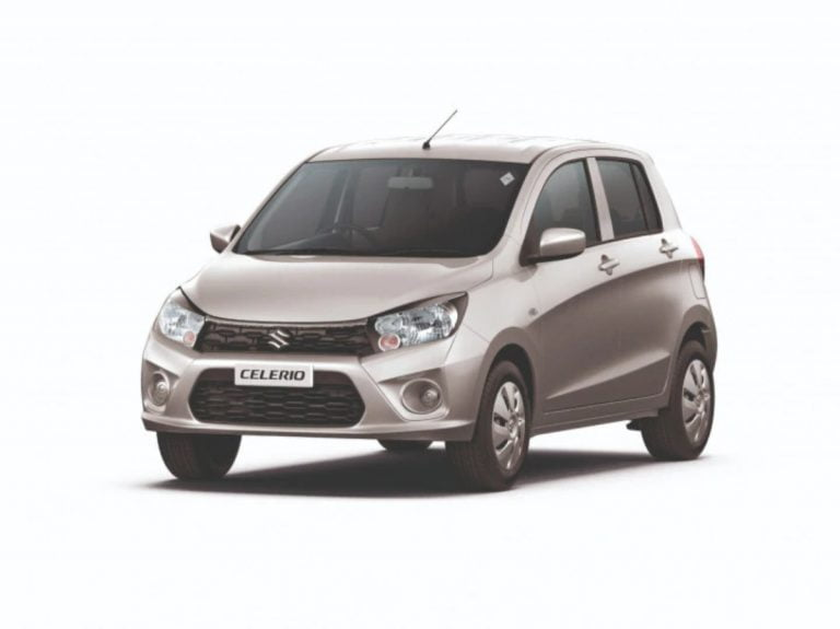Maruti Suzuki Launches BS6 Celerio CNG; Price Starts from Rs 5.61 lakh