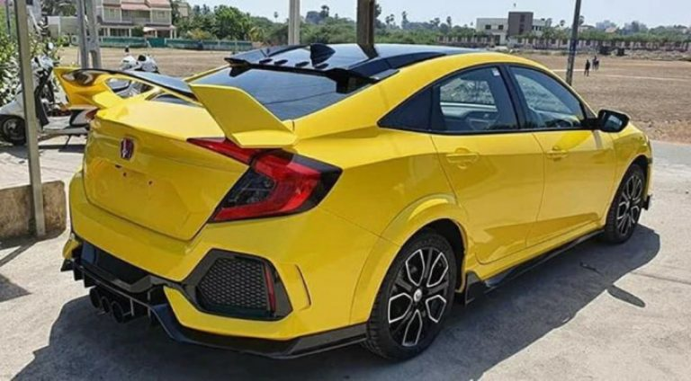 Honda Civic Type-R – If You Don't Get One in India, Then Build One!