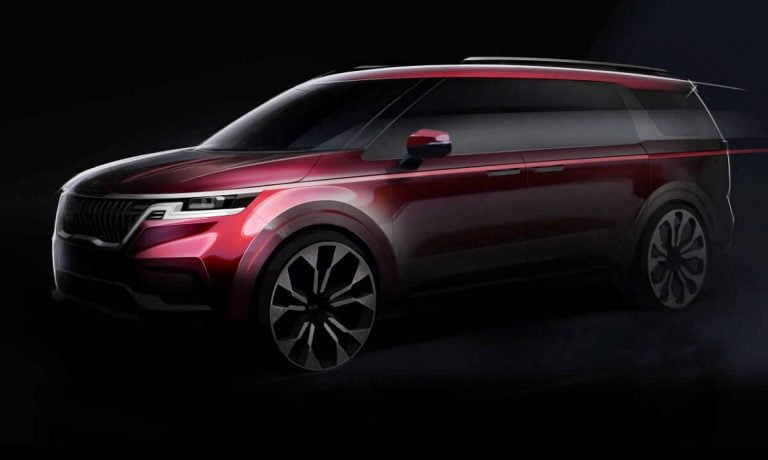 Here's Your First Look at the Next-Gen Kia Carnival Already!
