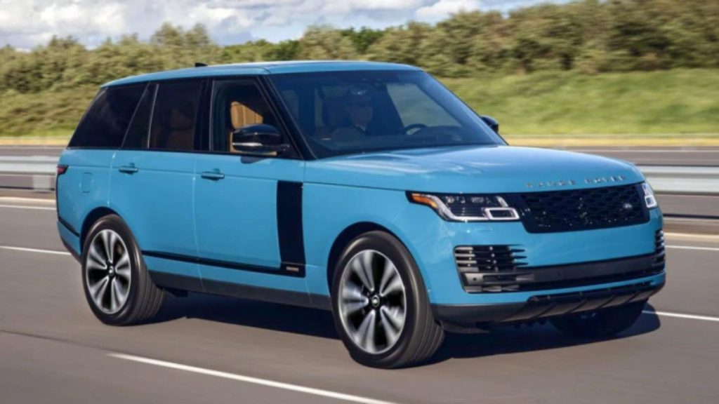 Production numbers of the Range Rover Fifty will be limited to only 1970 units, marking the birth year of the Rangie.