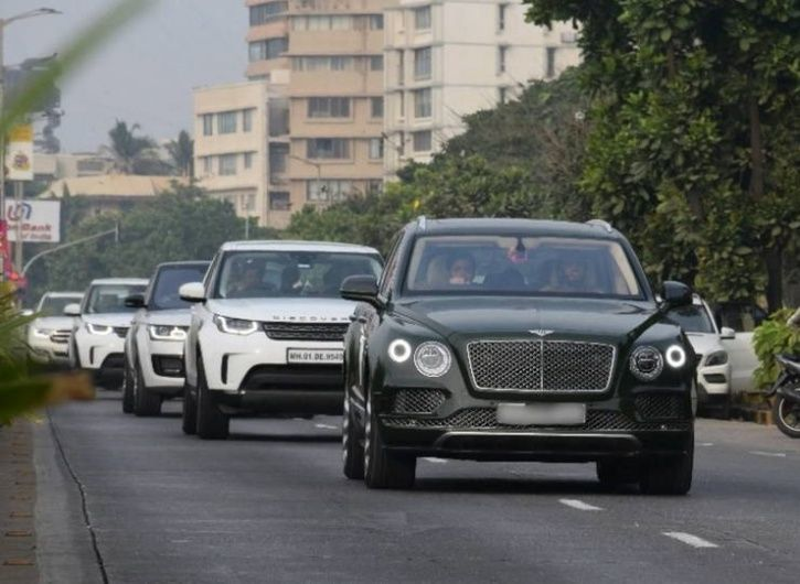 Top 7 Cars Used By The Bodyguards And Security Guys In India