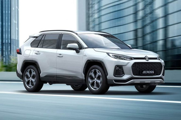 New Suzuki A-Cross Hybrid SUV Revealed; Is It Coming To India?