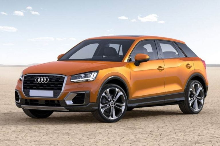 New Entry-Level Audi Q2 SUV Coming to India in September!