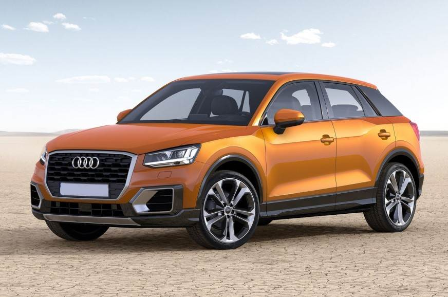 Audi has opened bookings for the Q2 in India for a token amount of Rs 2 lakh.