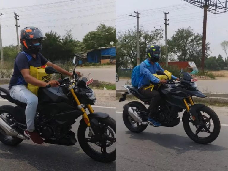 BS6 BMW G 310 R and G 310 GS Spotted Testing in India; Launch Soon!