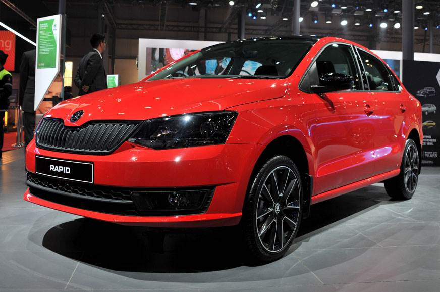The Skoda Rapid is the best driver's sedan in the segment and more so with its turbo-petrol engine.