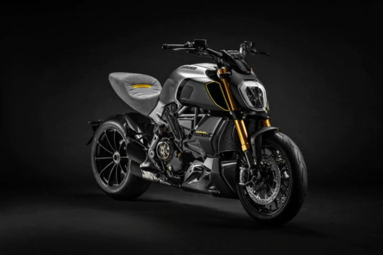 Ducati is Building a Limited Edition Diavel 1260 with Lamborghini!