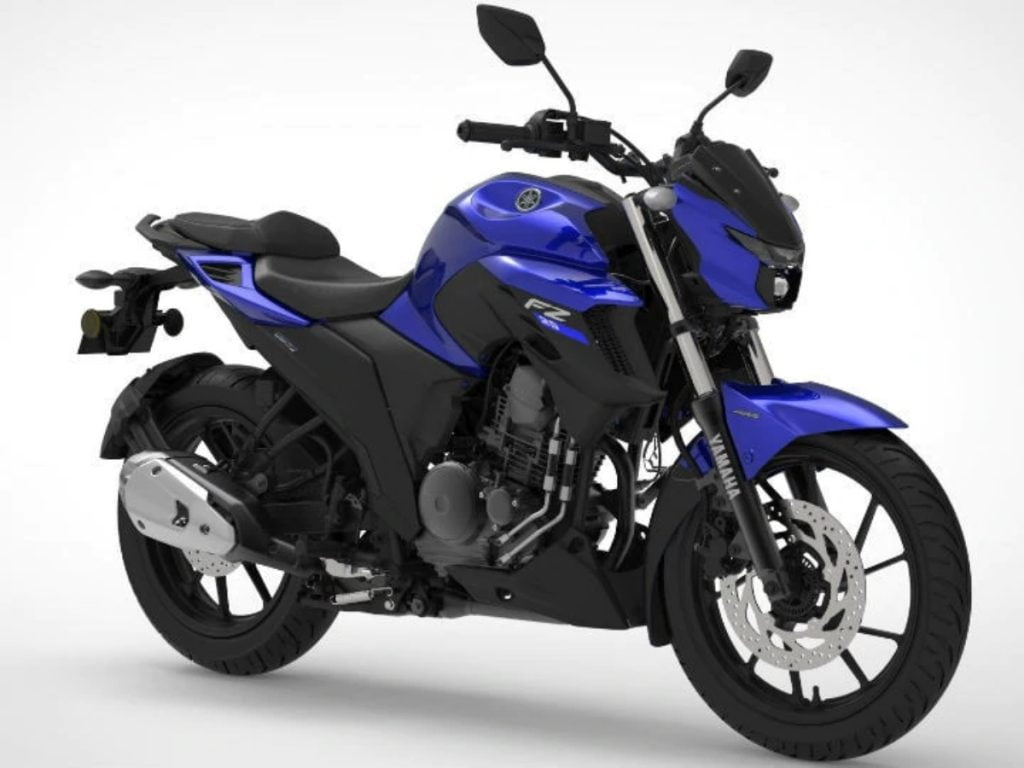 Yamaha has launched the BS6 FZ 25 and FZS 25 in the country but there's a huge price premium over the BS4 model.