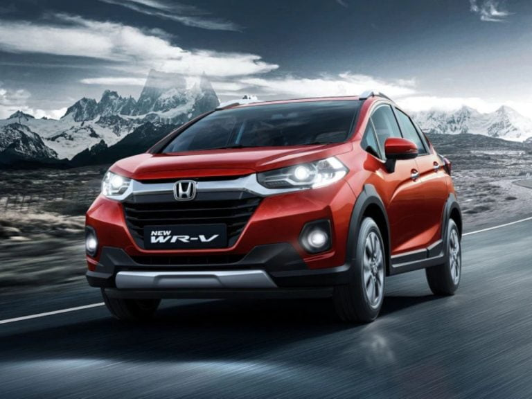 Here's The Variant-Wise Features List of the BS6 Honda WR-V Facelift