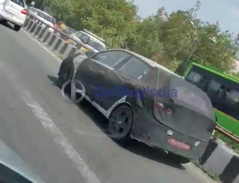 New 2020 Hyundai i20 Spied Testing In Delhi; Launch In Festive Season